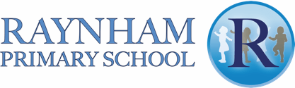 Raynham Primary School. logo